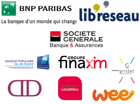 Les sponsors des Rencontres 2015