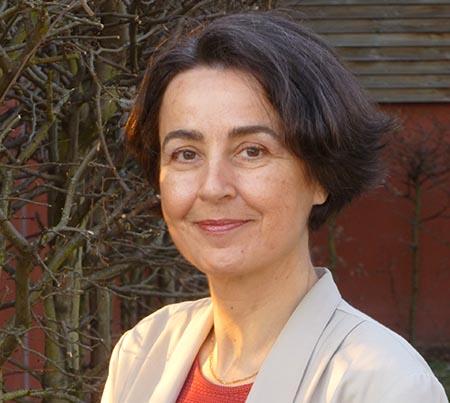 Portrait de Régine Briquet, Deck n Cocoon