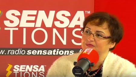CréActives sur Radio Sensations (4) : la formation professionnelle, avec Eve Armant