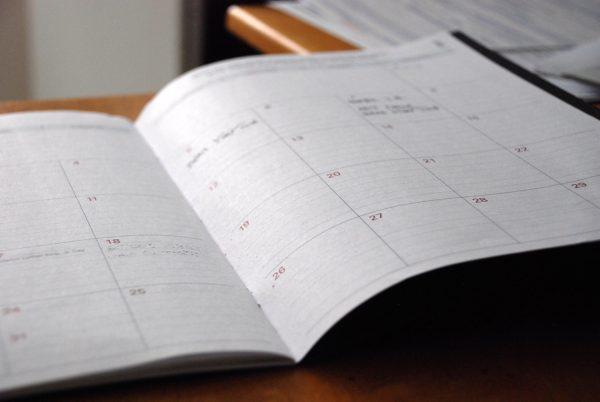 L'Agenda du mois de mai