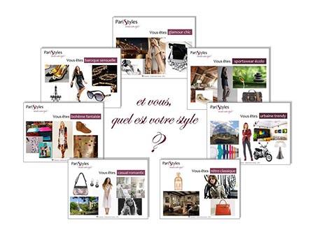 Elaborez votre look corporate… c'est votre première carte de visite!