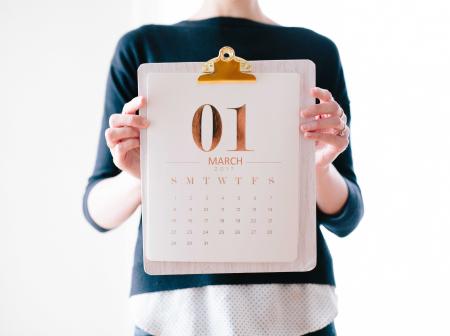 Agenda de mars 2017