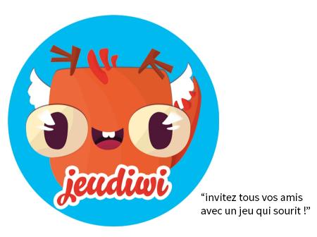 Jeudiwi : un carton d'invitation original
