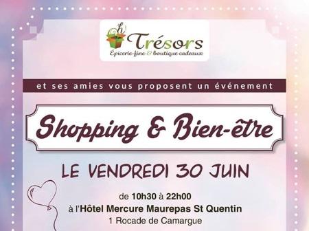 Le 30 juin, tous à l'Hôtel Mercure de Maurepas !