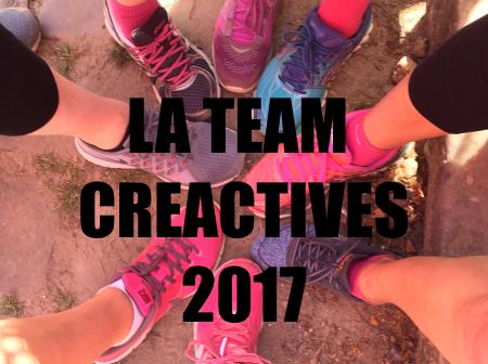 L'équipe des CréActives a relevé le défi !