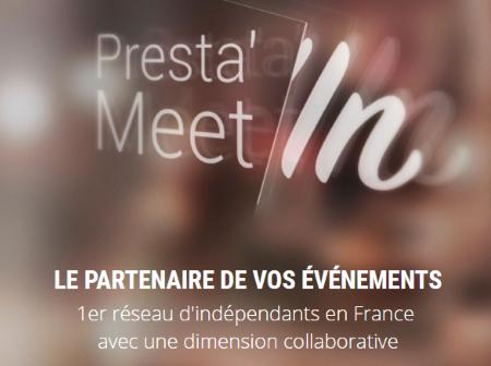 Les inscriptions sont ouvertes sur Presta'Meet'In !