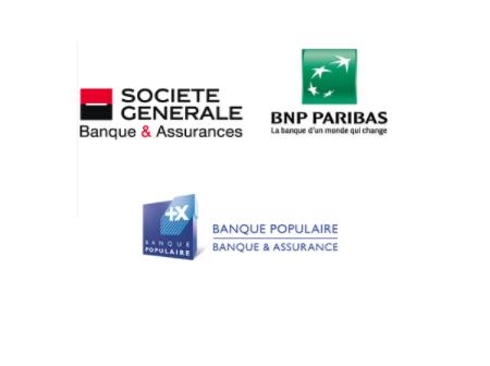 Merci aux 3 grandes banques de SQY qui ont soutenu les Rencontres