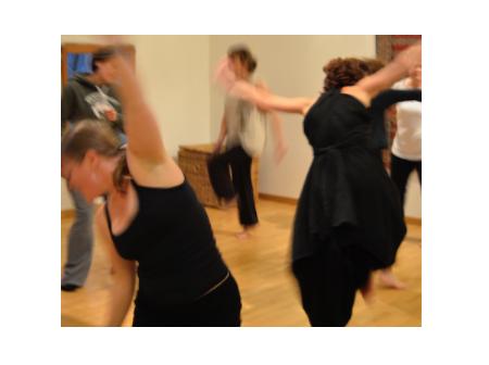 Découvrez la Danse Sensitive® samedi 24 mars