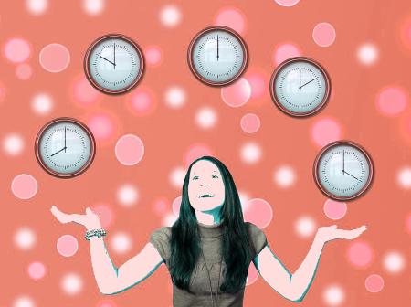 25 pistes pour mieux gérer son temps