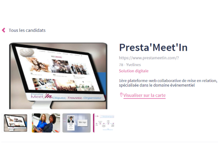 Votez Presta'Meet'in !