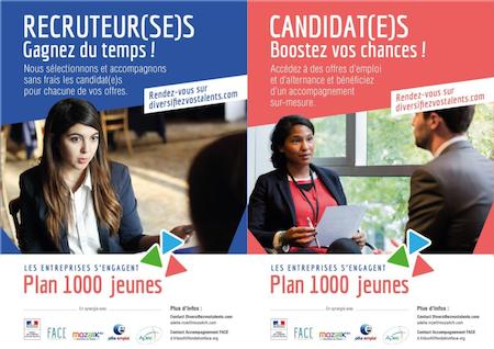 Plan 1000 Jeunes