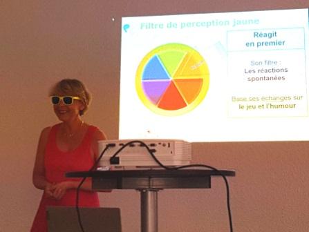 Boostez votre efficacité professionnelle avec Isabelle Neuman
