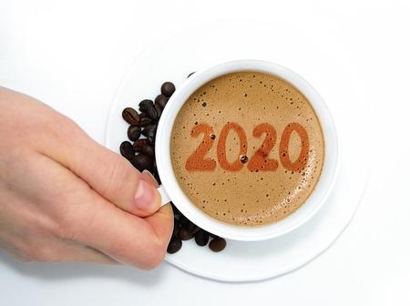 """Café CréActives """"Bonnes résolutions 2020"""""""